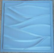 Формы для 3D панелей из АБС пластика